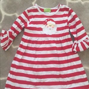 Other - Smocked auctions Santa dress